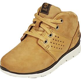 Timberland Killington Chukka Shoes Youth Wheat Nubuck